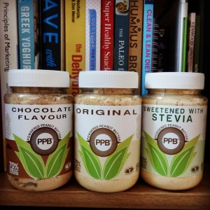 Three Hale Naturals PPB flavours