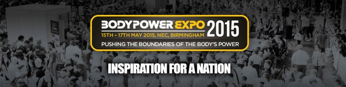 BodyPower bodybuilding and fitness expo