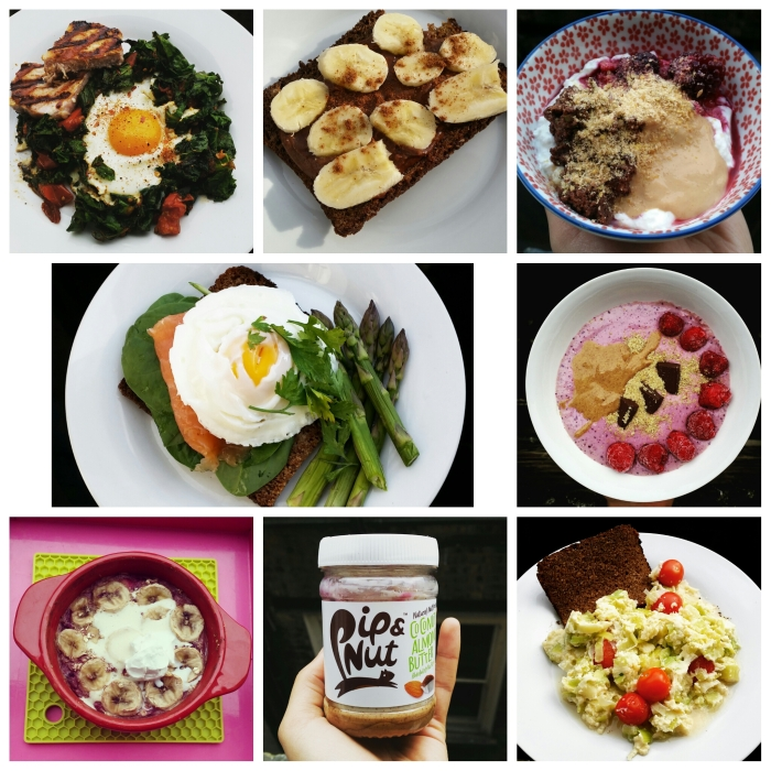 Eight easy breakfasts