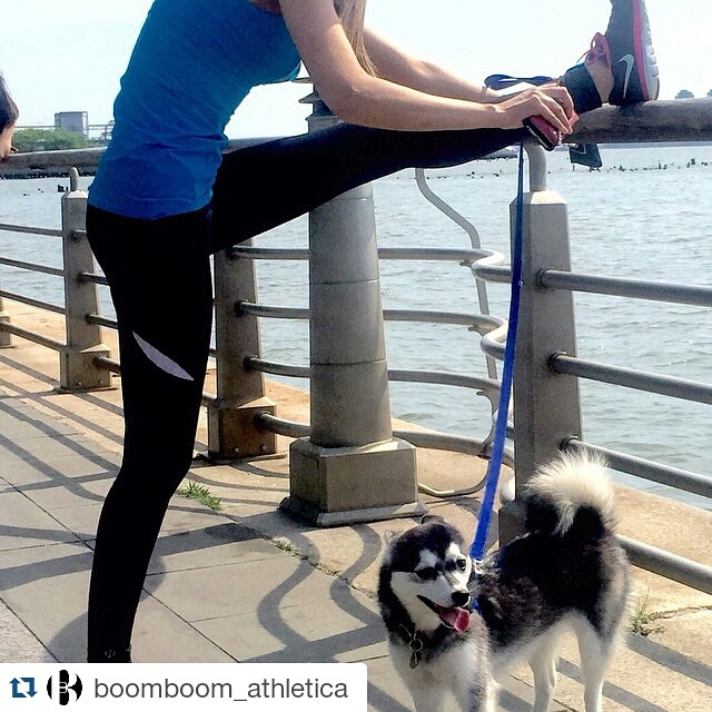 The activewear is designed to fit into everyday life, whether that's ultra-marathons or a more relaxing dog walk.
